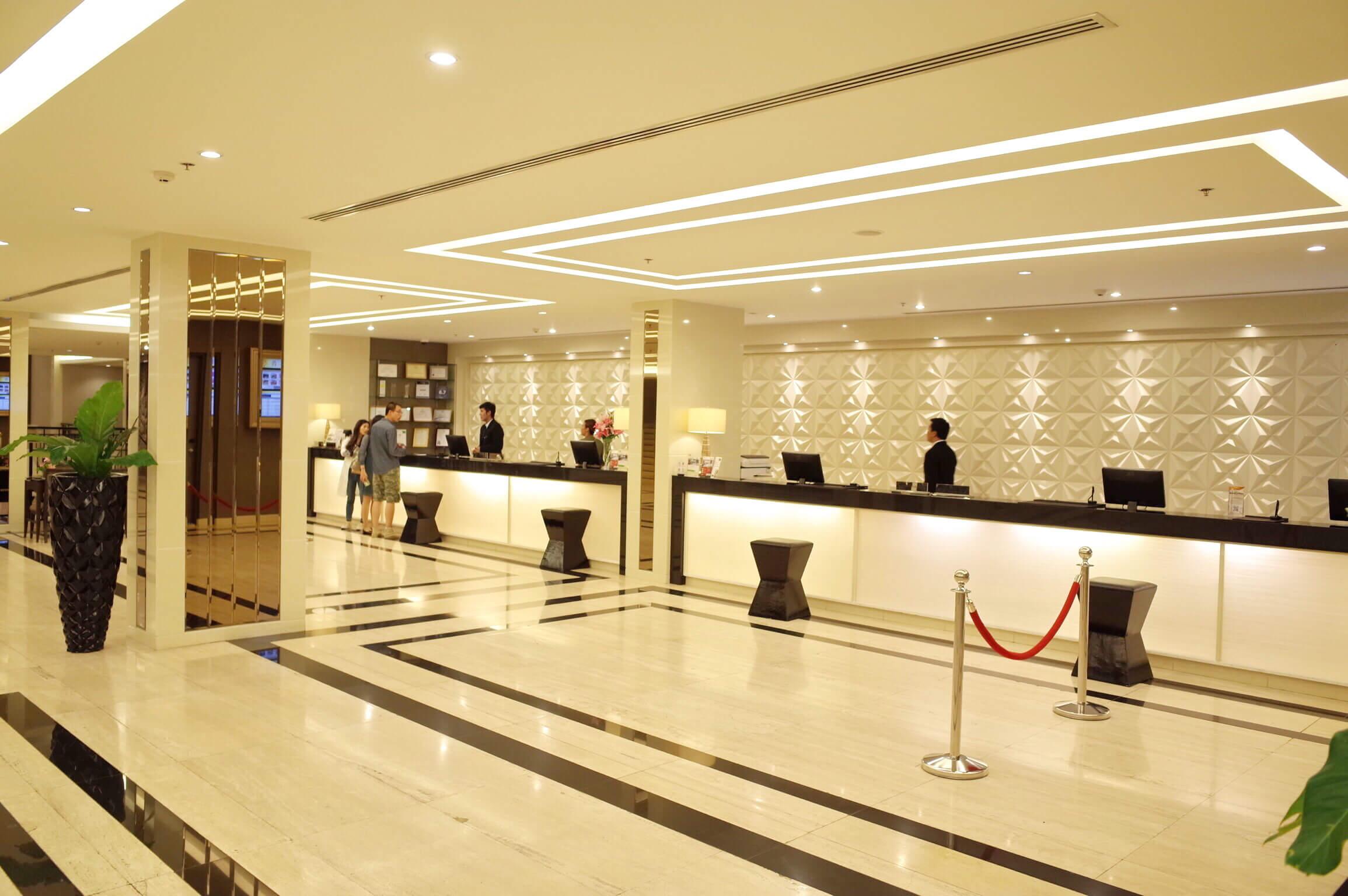 バンコク マンダリンホテル【口コミ・宿泊記】高評価・4星なのに格安で泊まれる!高コストパフォーマンスでサムヤン駅からも近くて便利