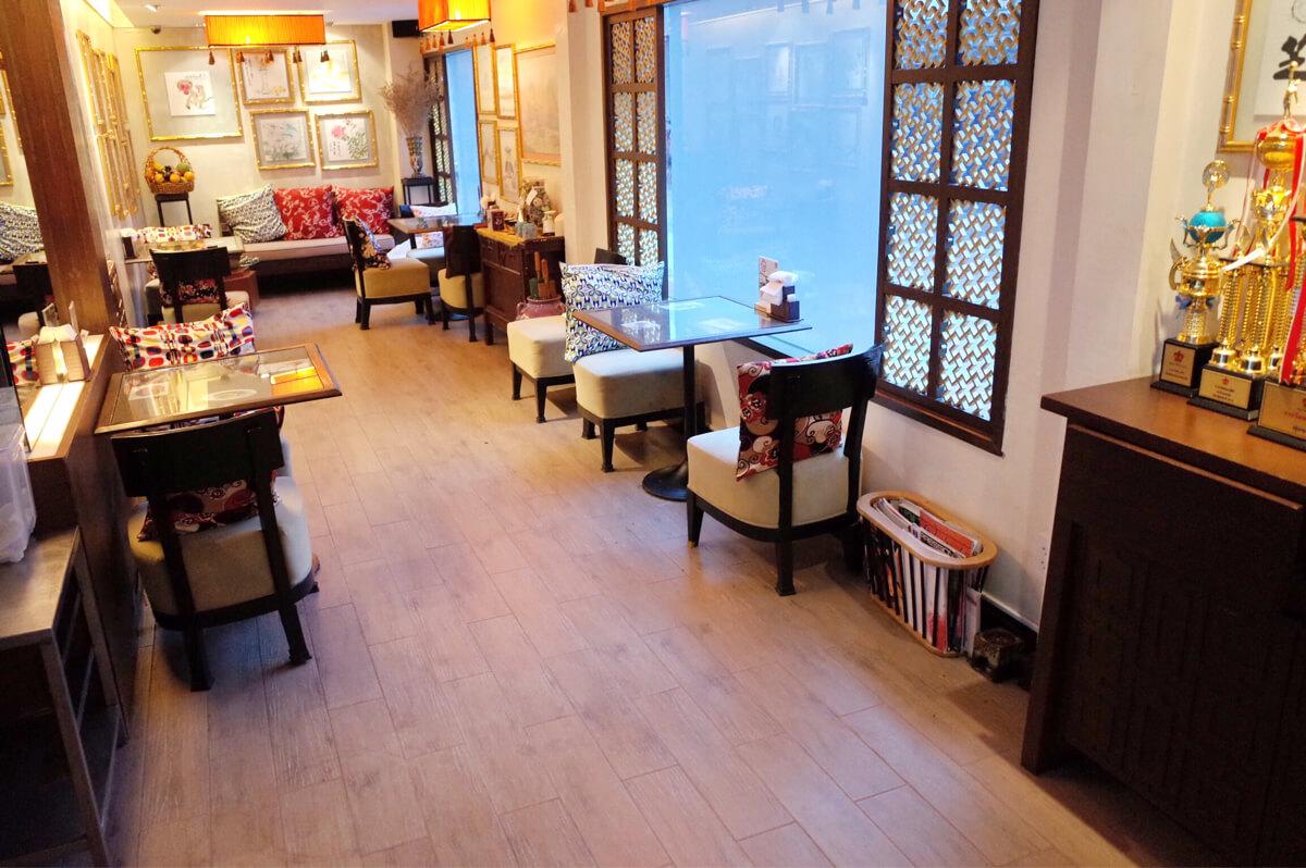 バンコク コカレストラン