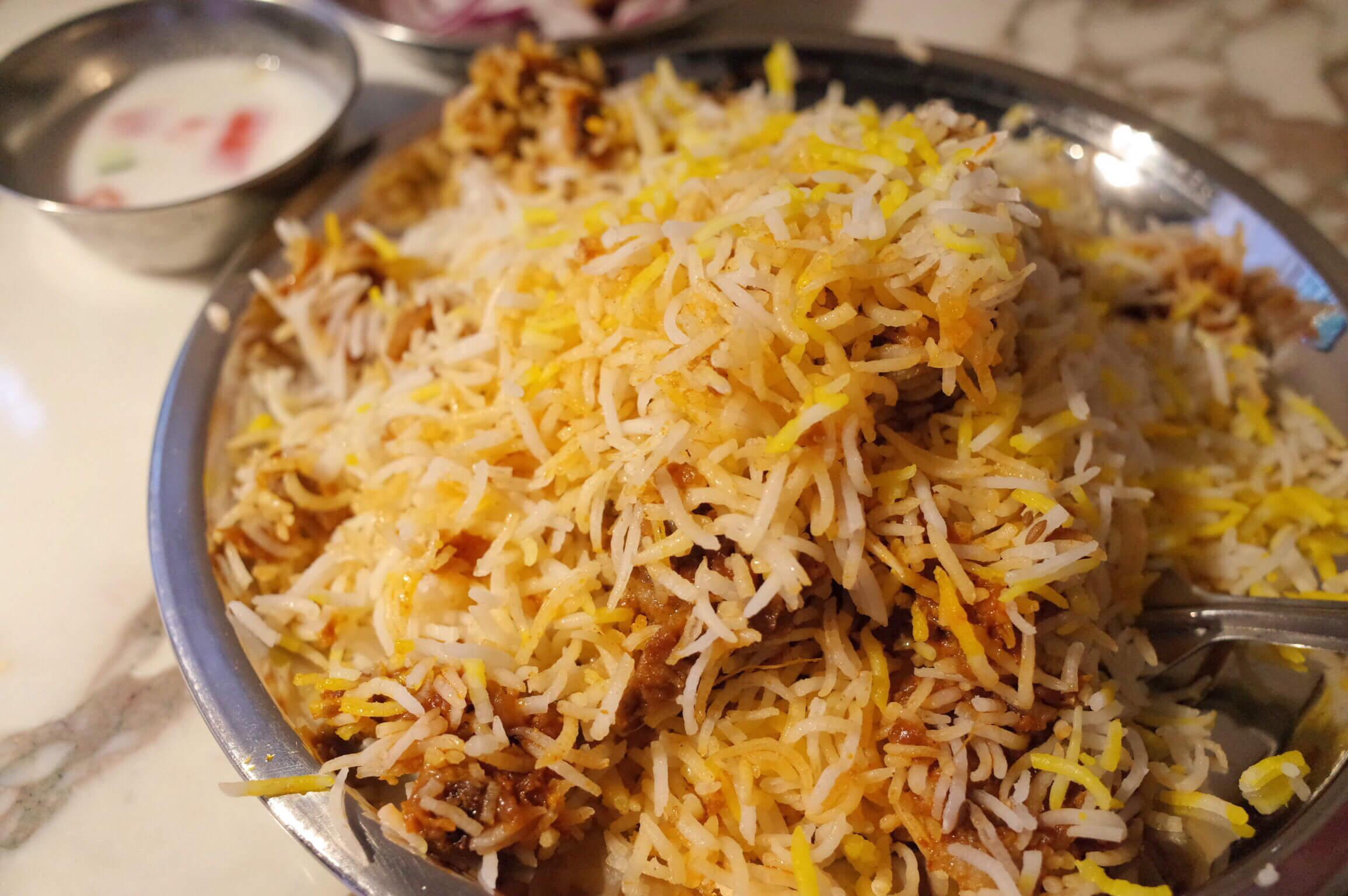 サンバレーホテル 〜 三軒茶屋で食べる本格的インド料理!ビリヤニから香るスパイスがヤバい