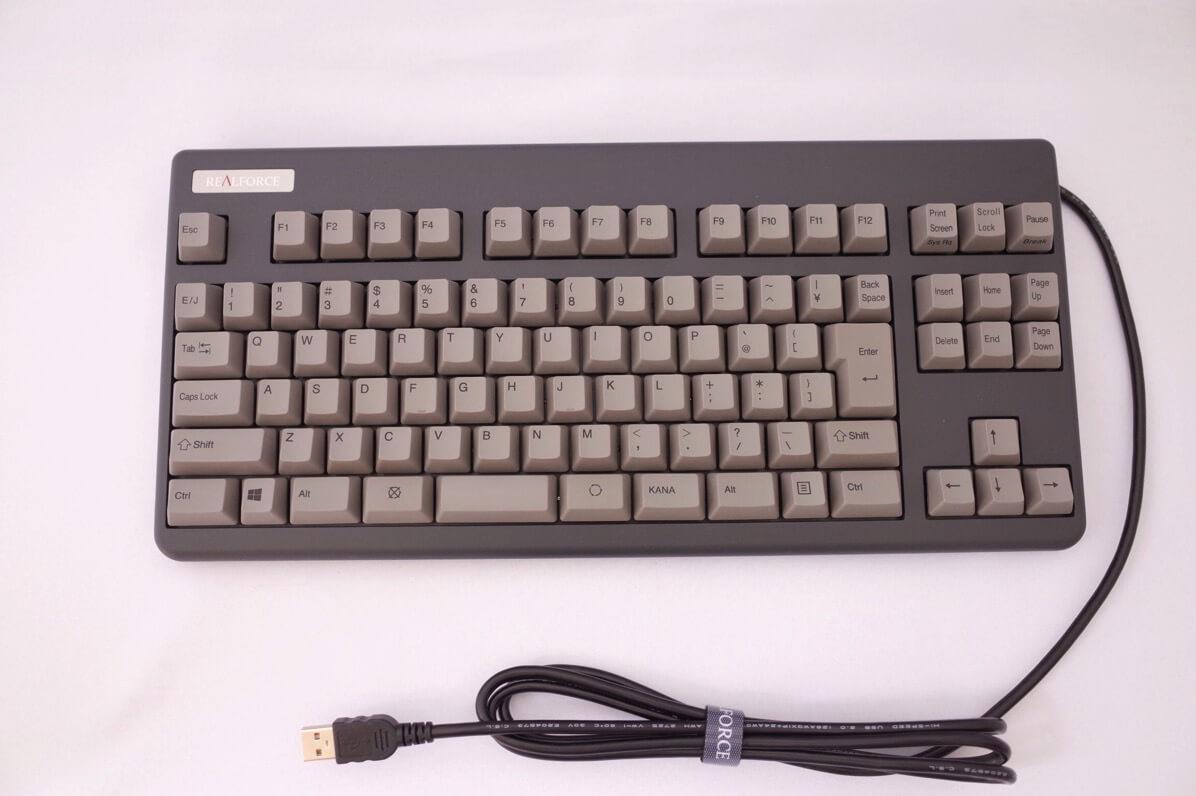 東プレ キーボード REALFORCE91UG-S