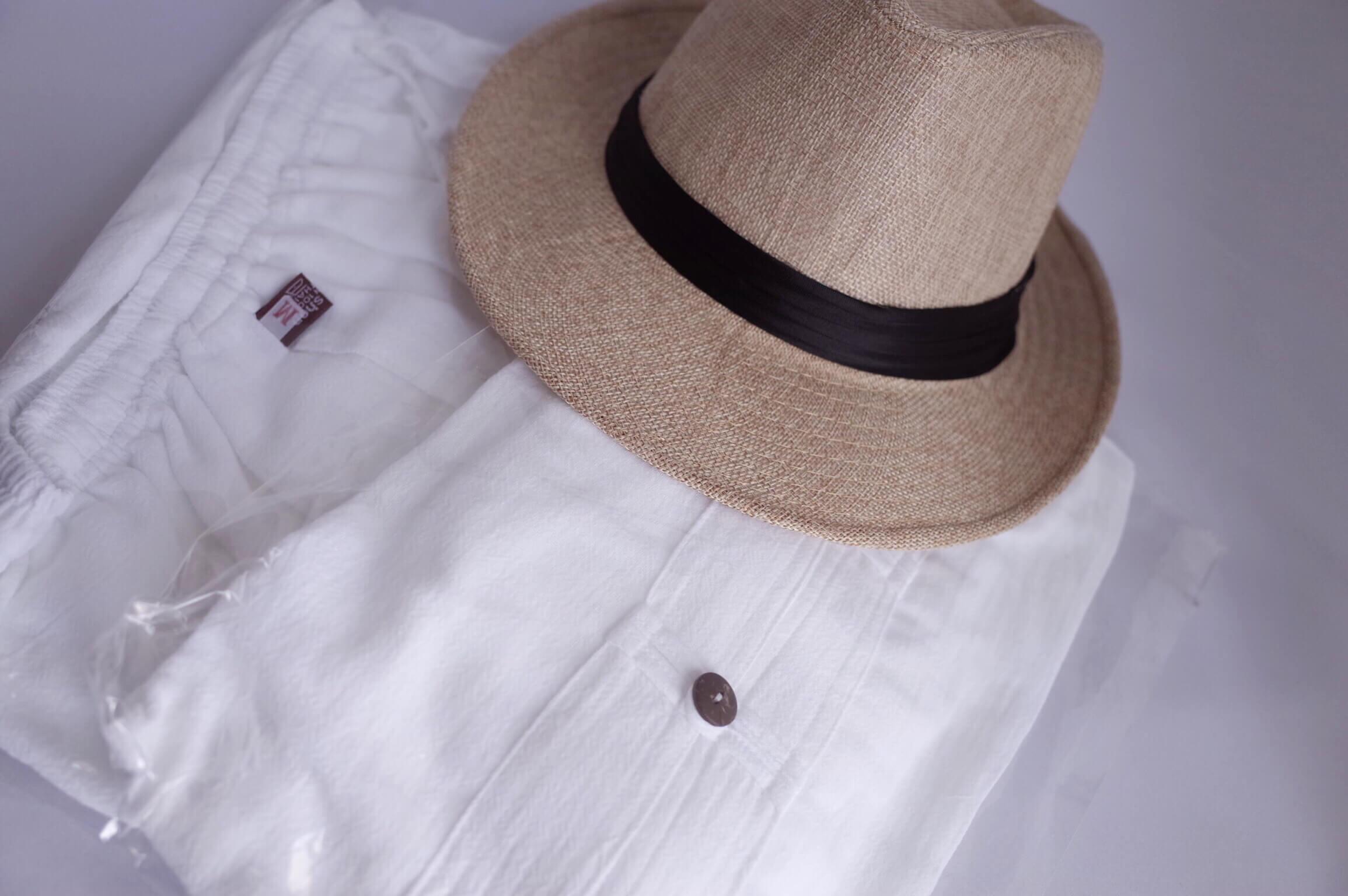 バンコク週末限定「チャトゥチャック・ウィークエンドマーケット」で買った帽子と部屋着がいい感じ