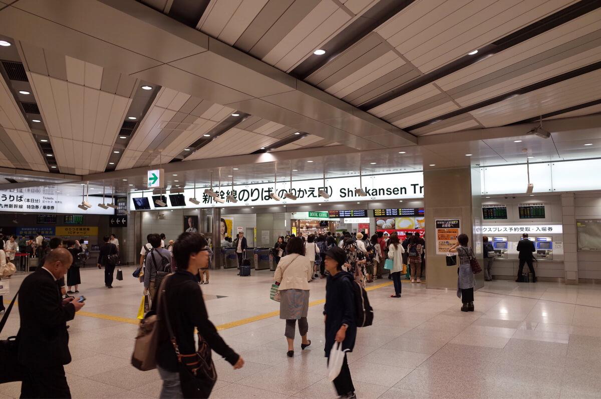 JR新大阪 エキマルシェ カフェ