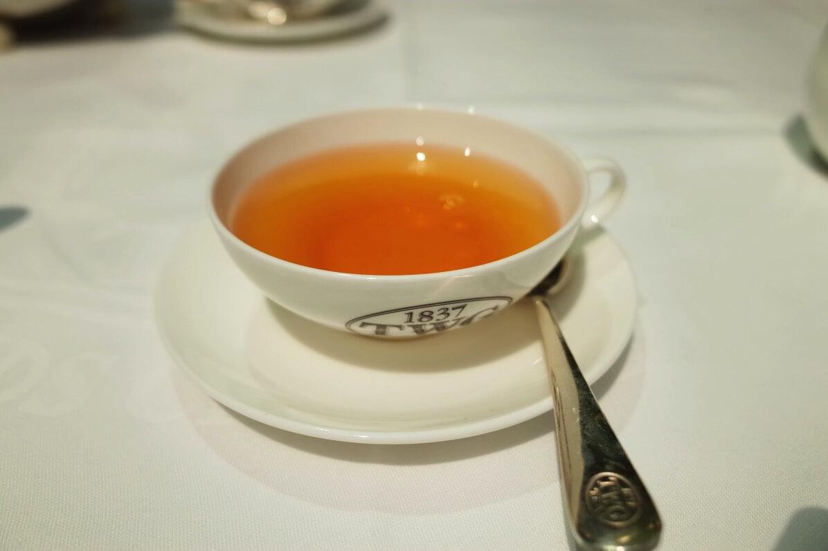 TWG Tea シンガポール マリーナベイサンズ
