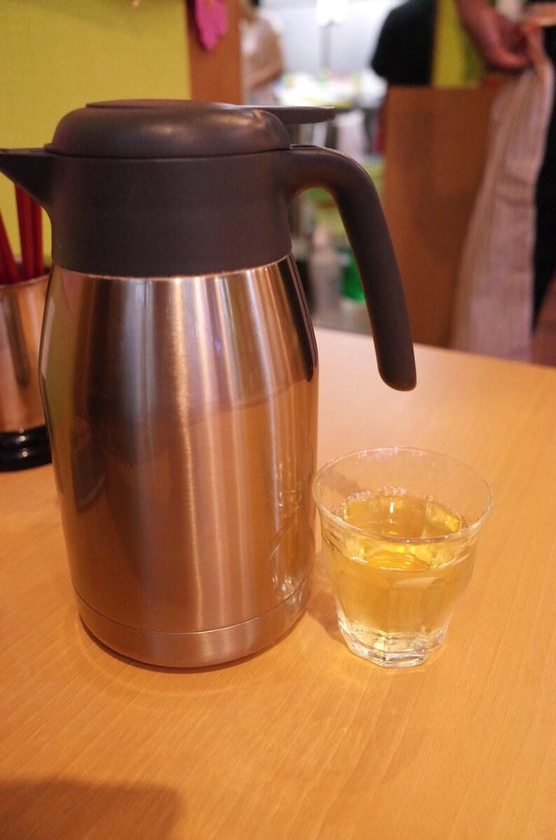 ベトナミング 新宿三丁目 蓮茶