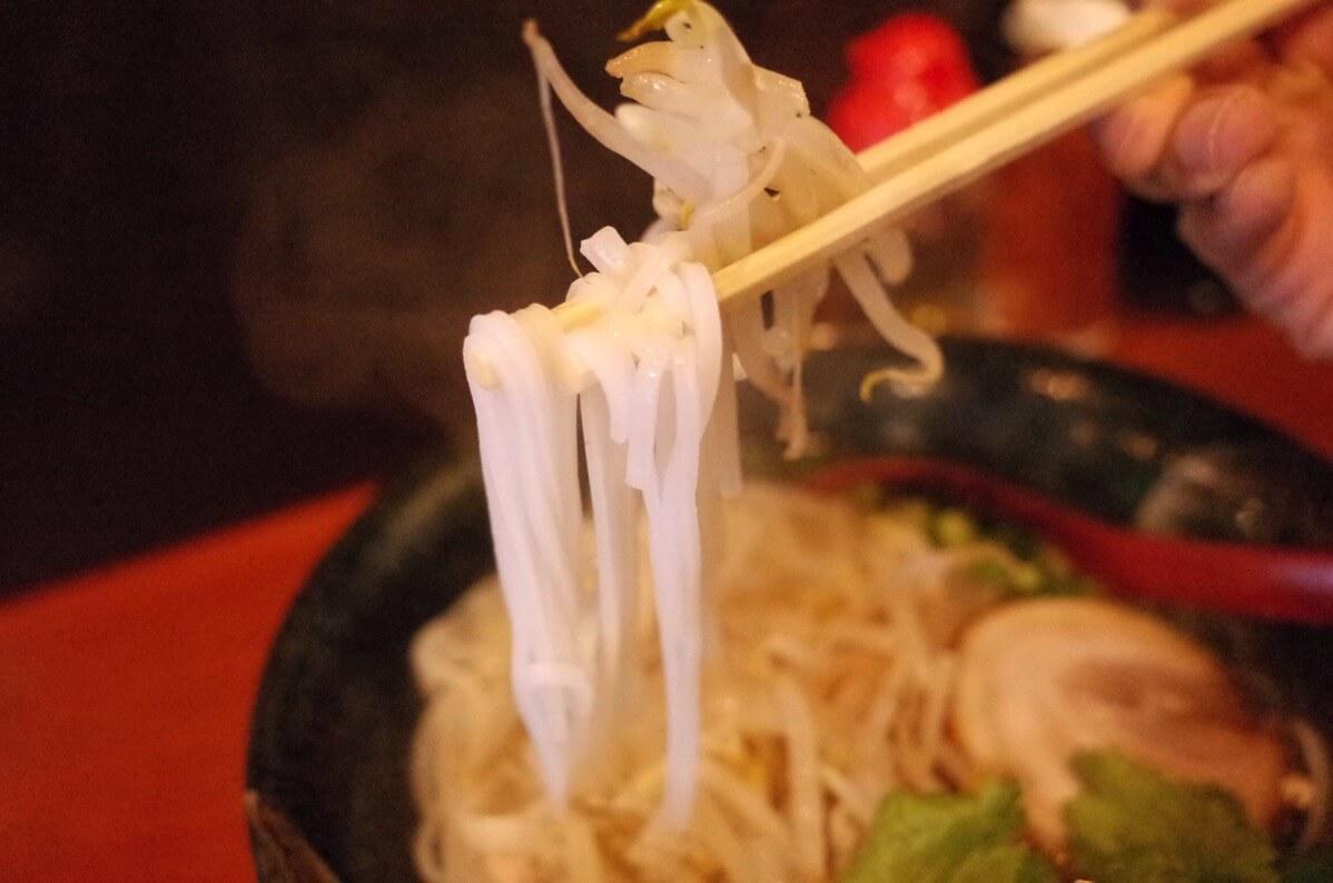 アジアン麺  西新宿5丁目 フォー 食べる