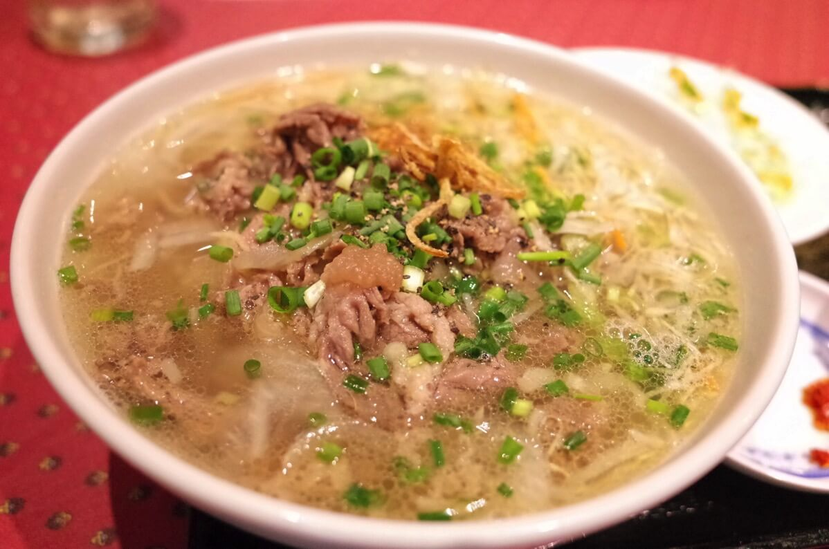 KHANHのベトナムキッチン 銀座999 フォー