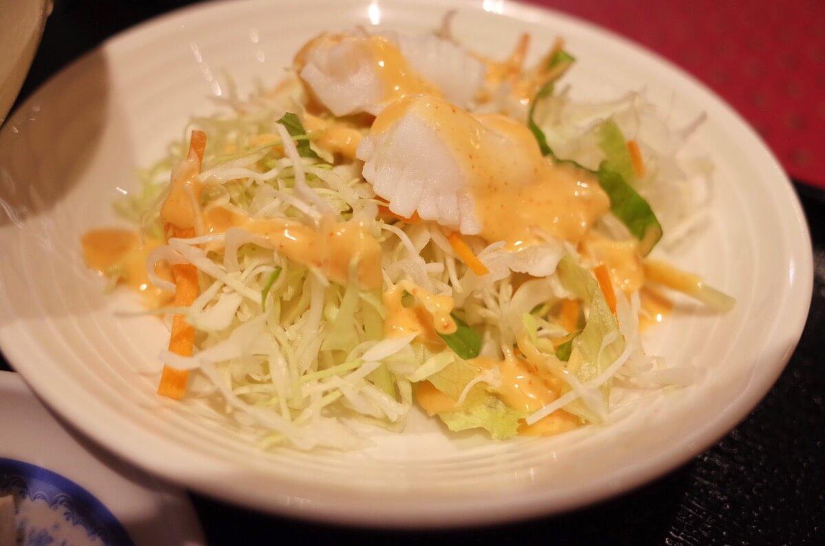 KHANHのベトナムキッチン 銀座999 フォーセットサラダ