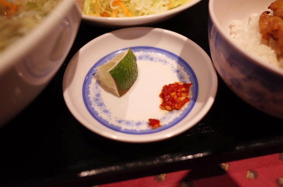 KHANHのベトナムキッチン 銀座999 フォーセットライム
