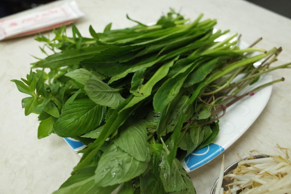 ベトナム 香草