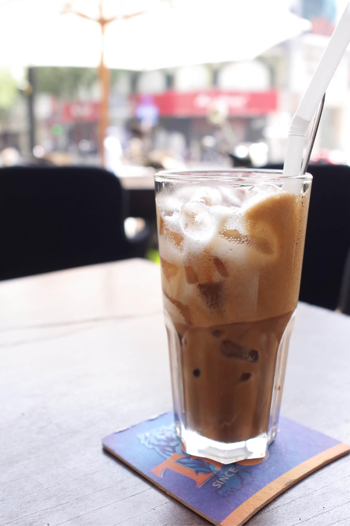 コーヒー ホーチミン