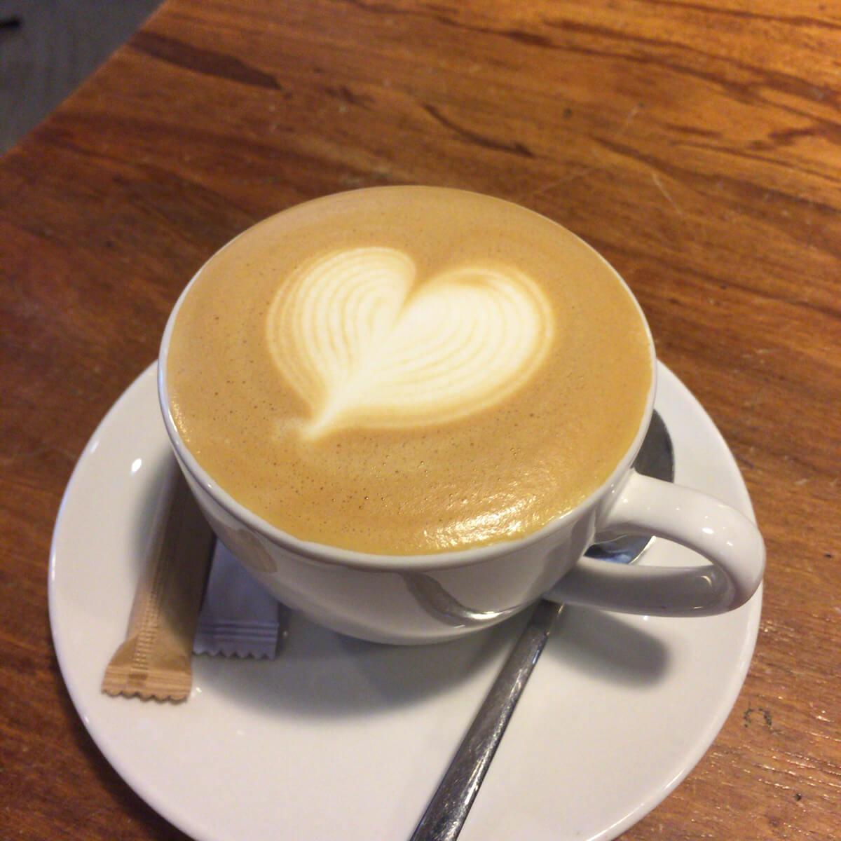 カフェ カプチーノ
