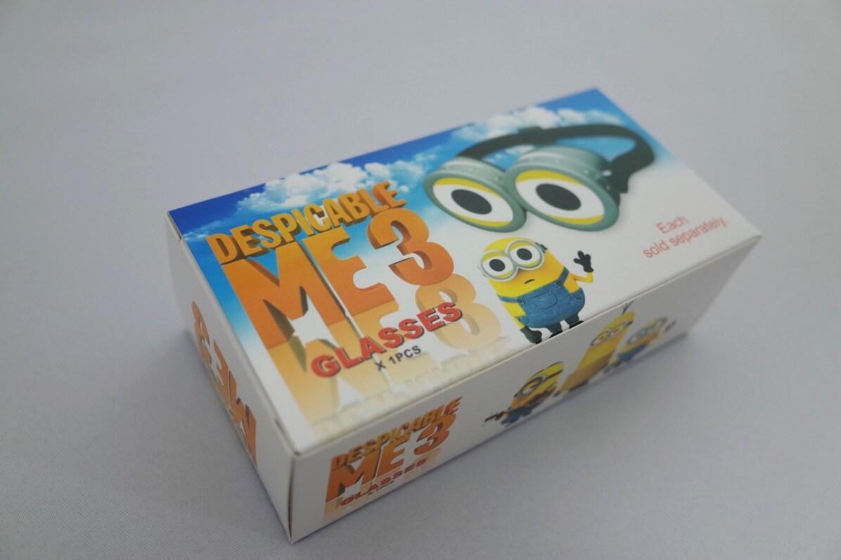 ミニミンズコスプレセット ゴーグル 箱