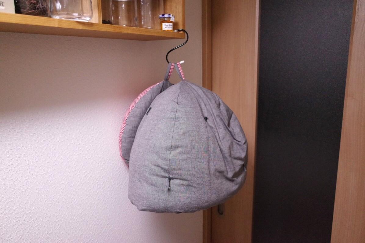 鍋帽子 正規品 保管