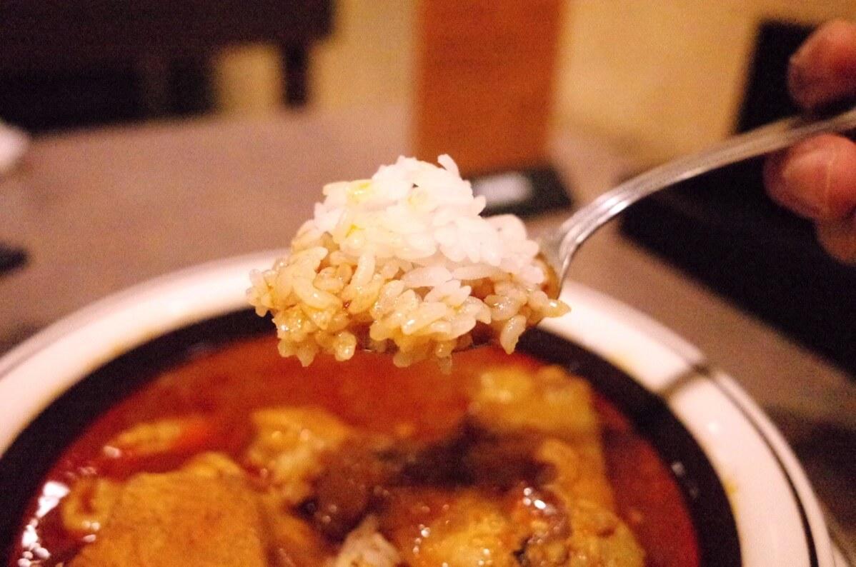ティンフック スープカレーみたい