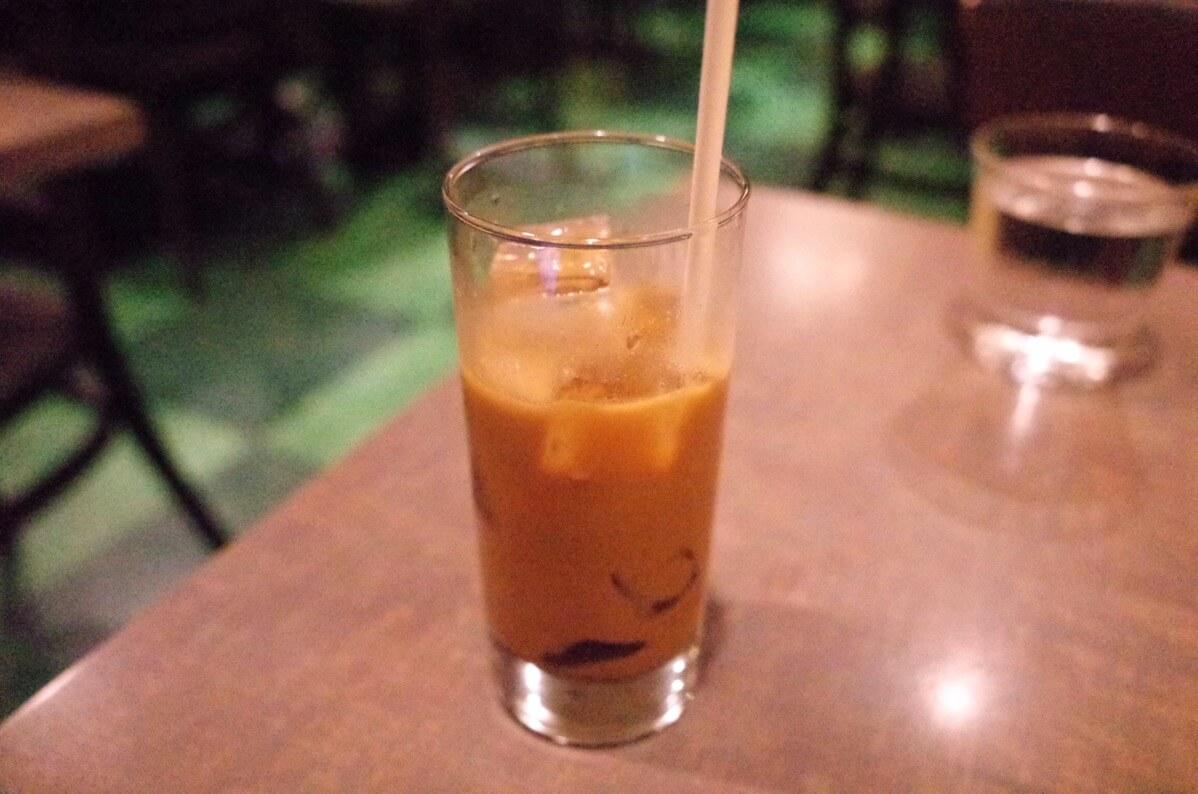 ティンフック 食後のベトナムコーヒー