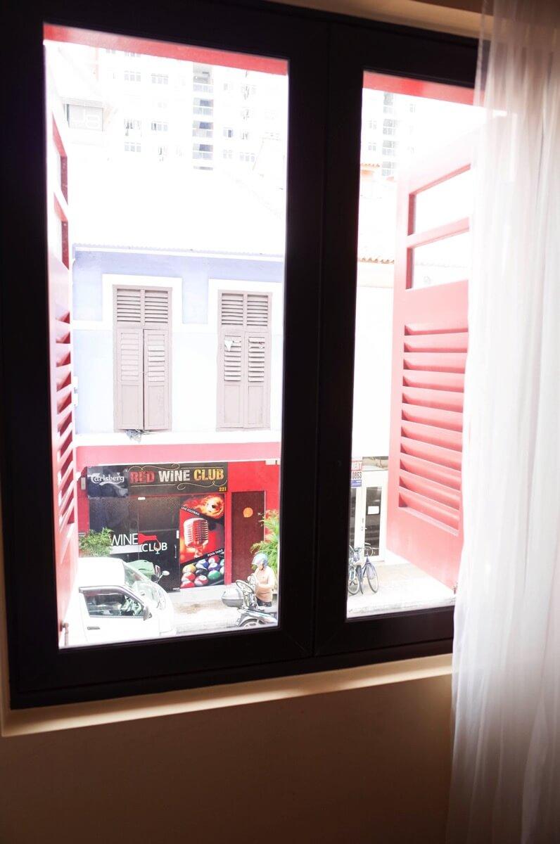 バガボンドの窓