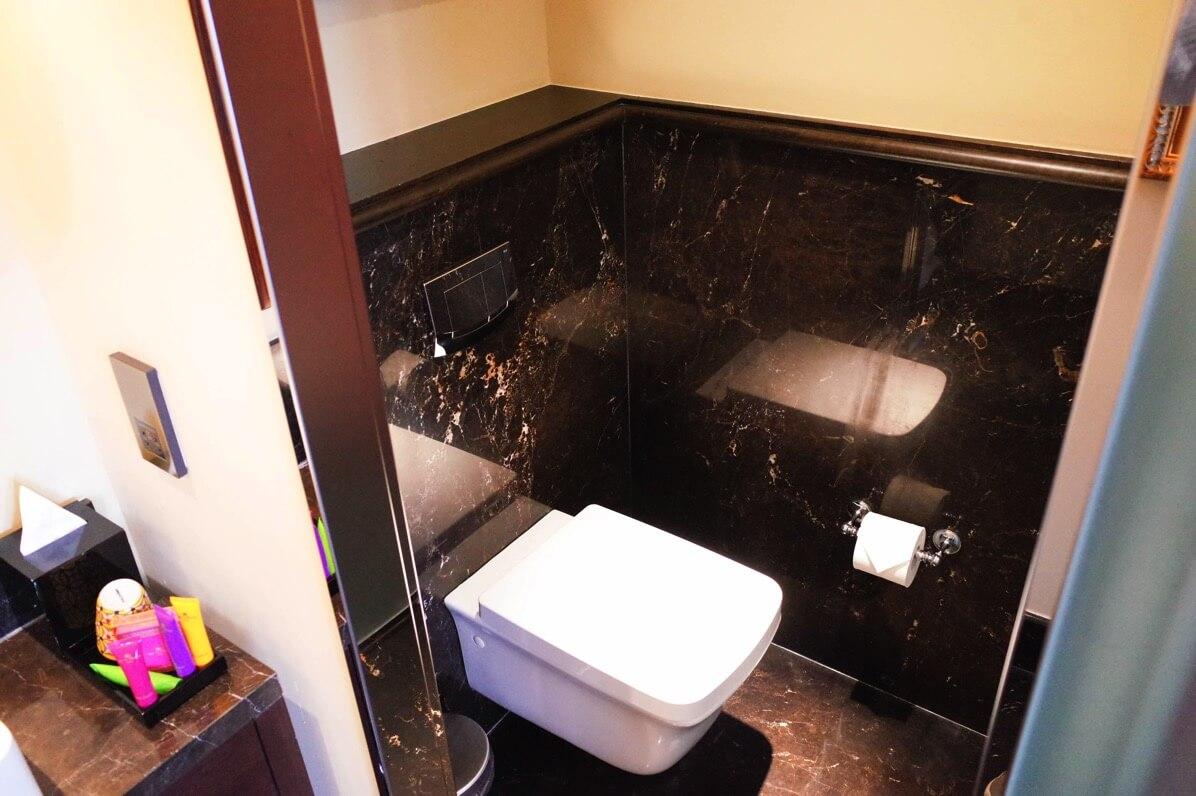 バガボンドのトイレ