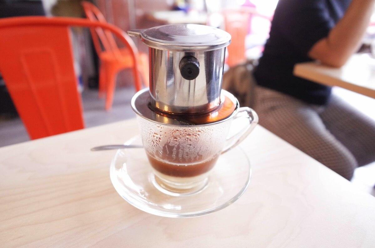 zoolut Stay 271のコーヒー