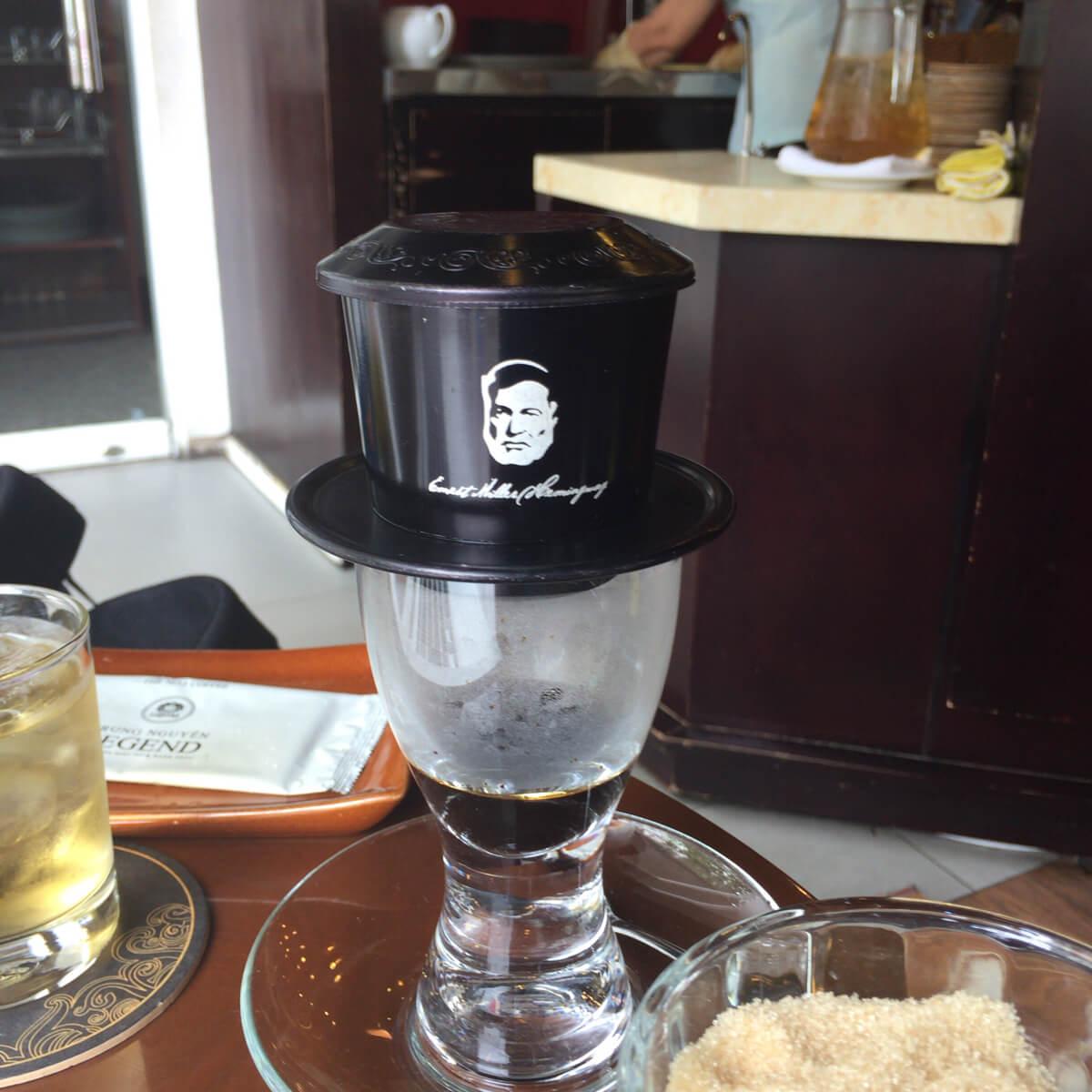 ホーチミン ジャコウネココーヒー