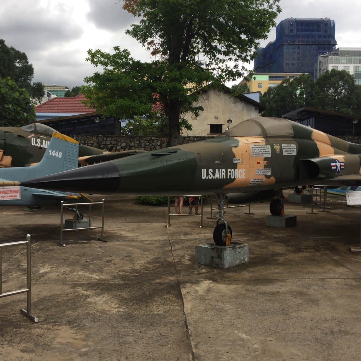 ホーチミン 戦争記念館