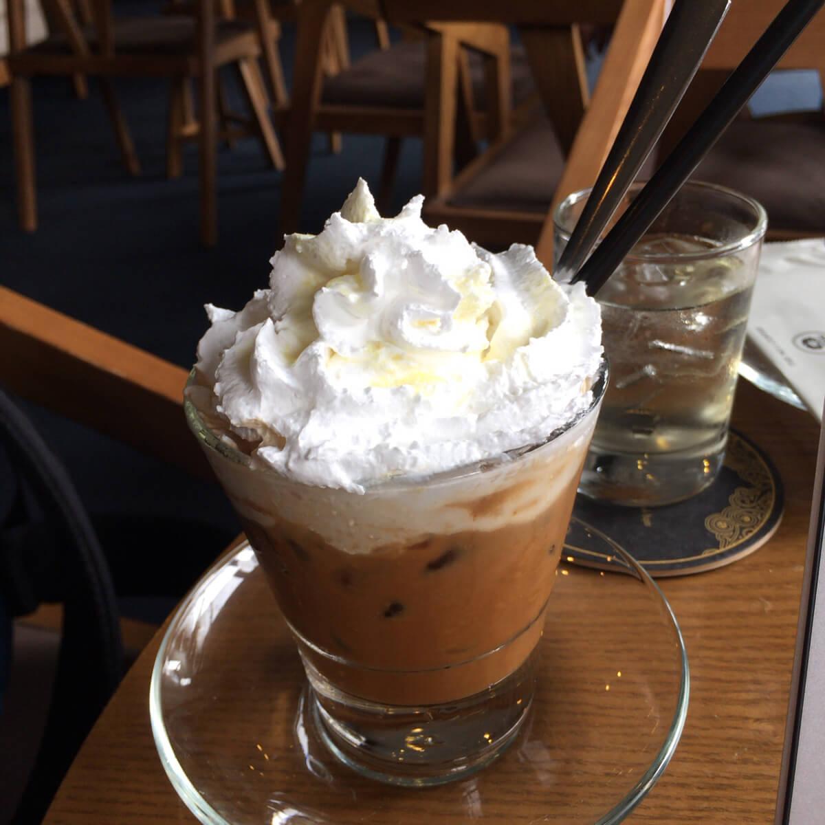 ホーチミン コーヒー 生姜