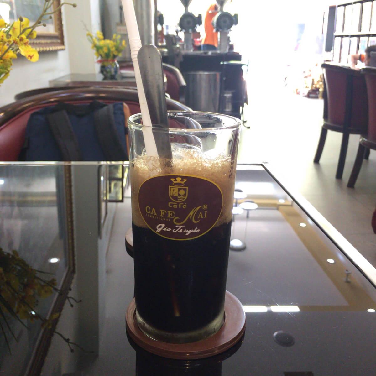 ホーチミン カフェ