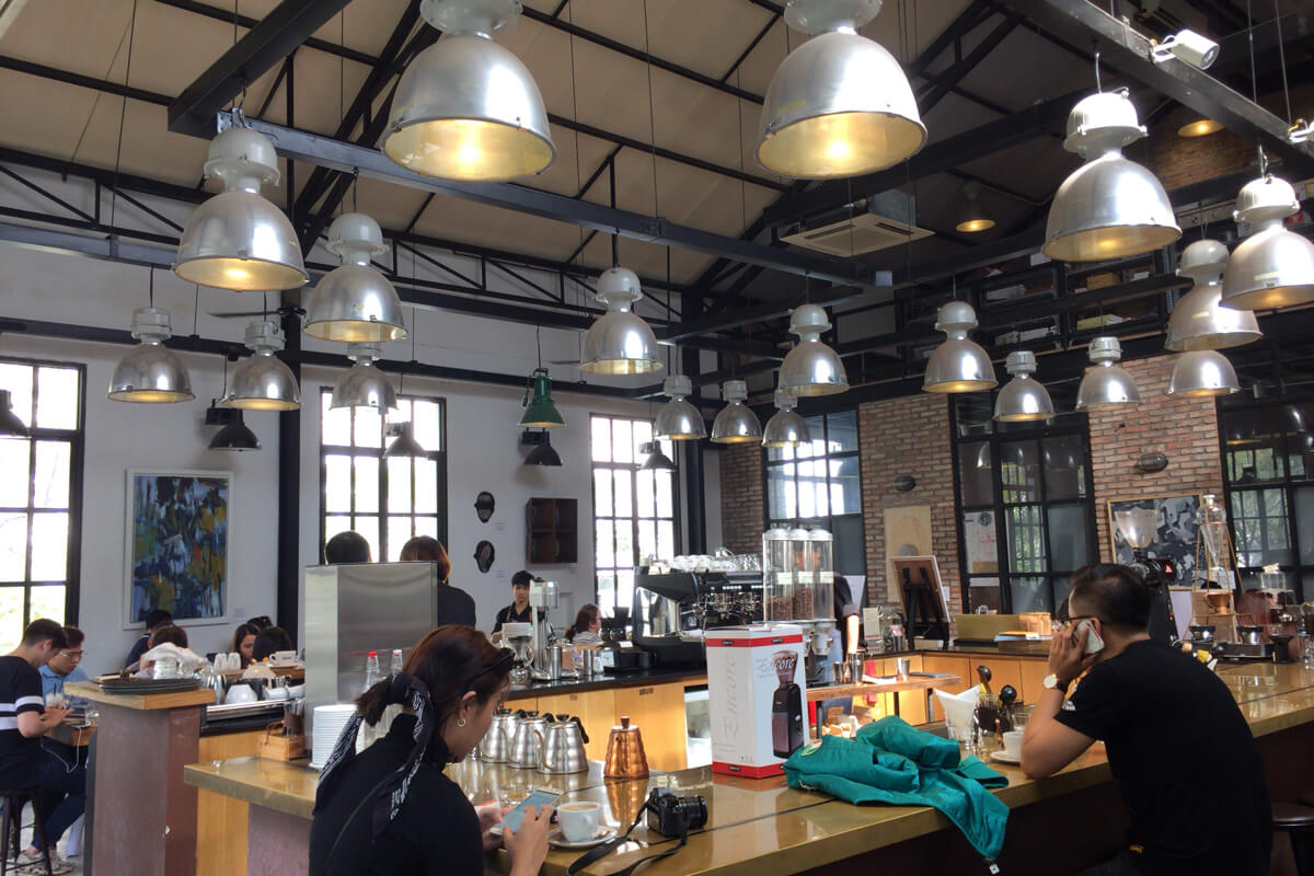 workshopcafe ホーチミン