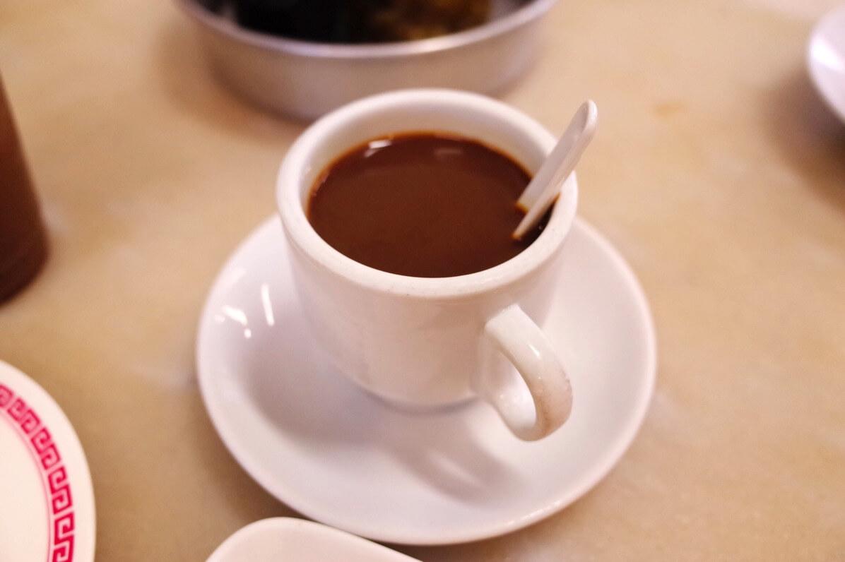 喜園咖啡店のコーヒー