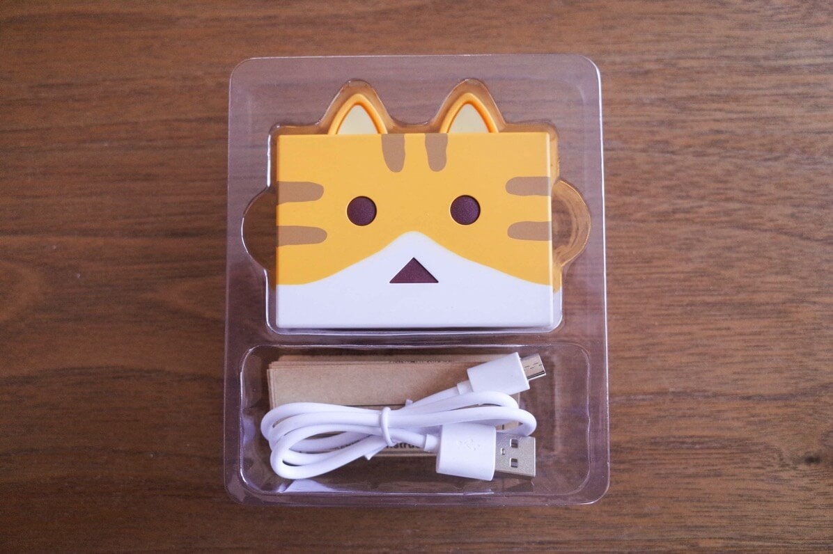 Power Plus nyanboard verを開封