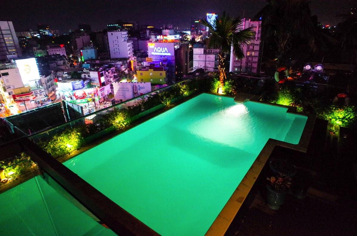 アラゴン サイゴン ホテル(Alagon Saigon Hotel)【ホーチミン 口コミ】カップル、新婚旅行にオススメ