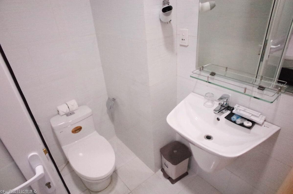 洗面台 トイレ