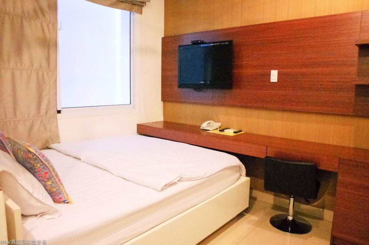 イエローハウス サイゴンホテル【口コミ】ホーチミン中心地周辺でローカル感が味わえる格安宿