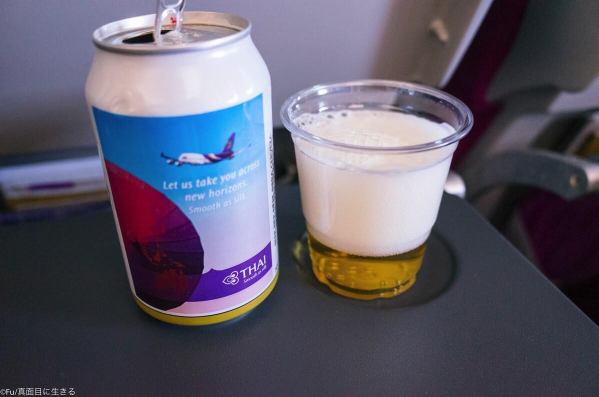 タイ航空のシンハービール