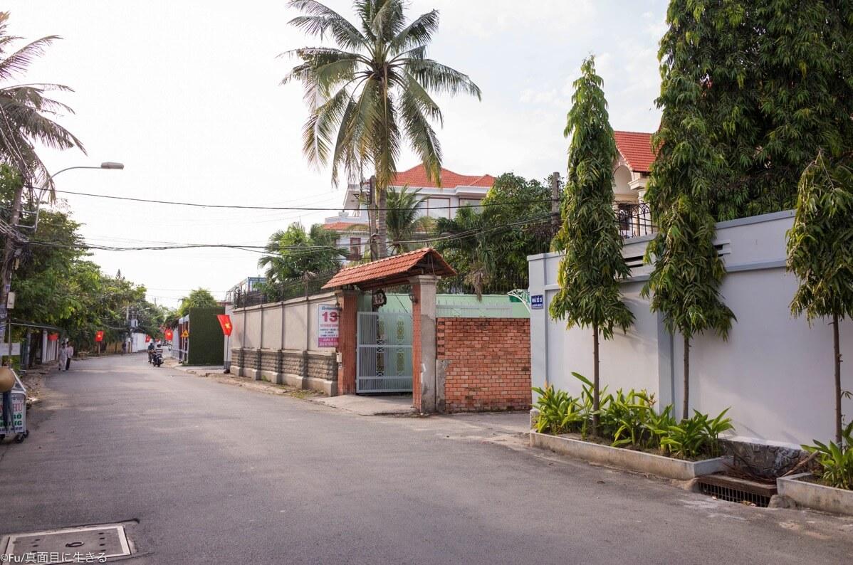 第2地区の街並み