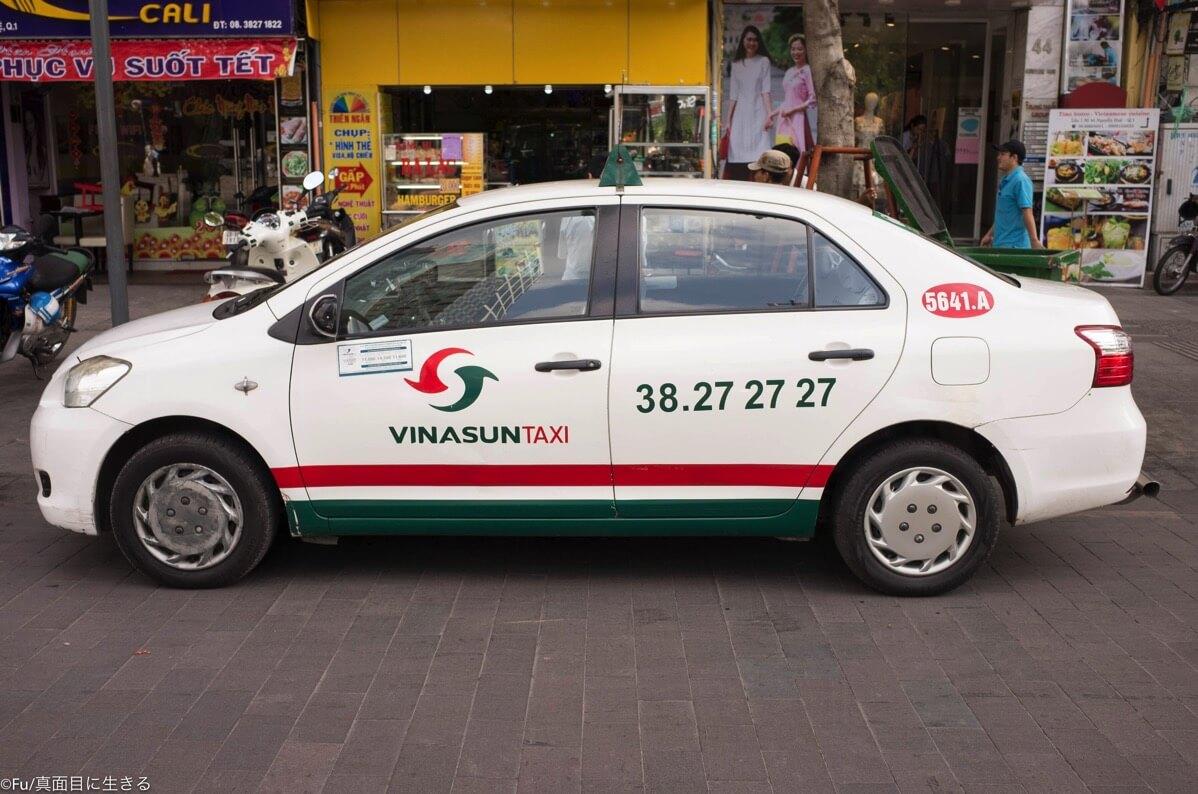 ビナサンタクシー 小型
