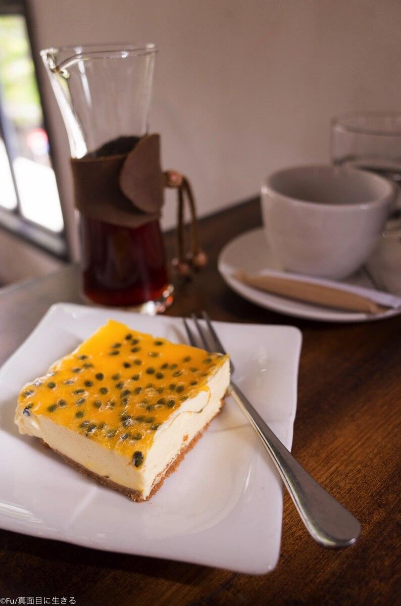 パッションチーズケーキ