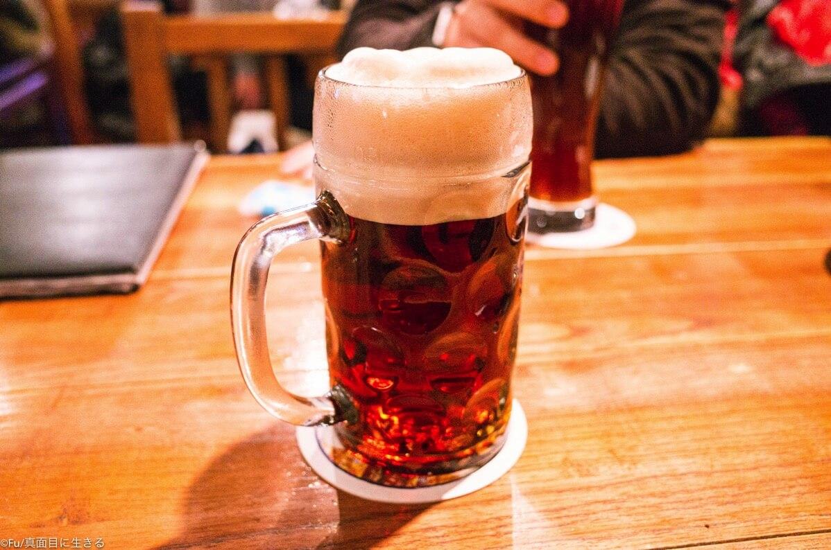 朝風呂とプールで絶好調の1日! ドイツビールがうまい!【Fu/真面目な日常】
