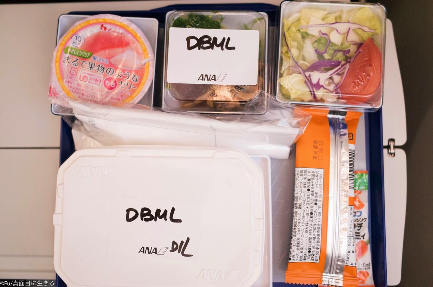 糖尿病対応ミール(DBML)
