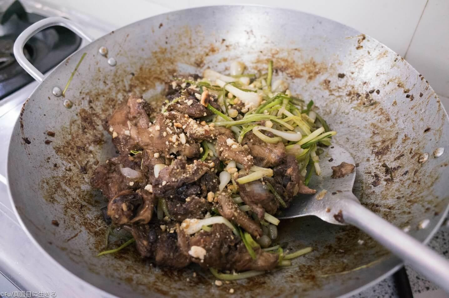 ネズミ料理