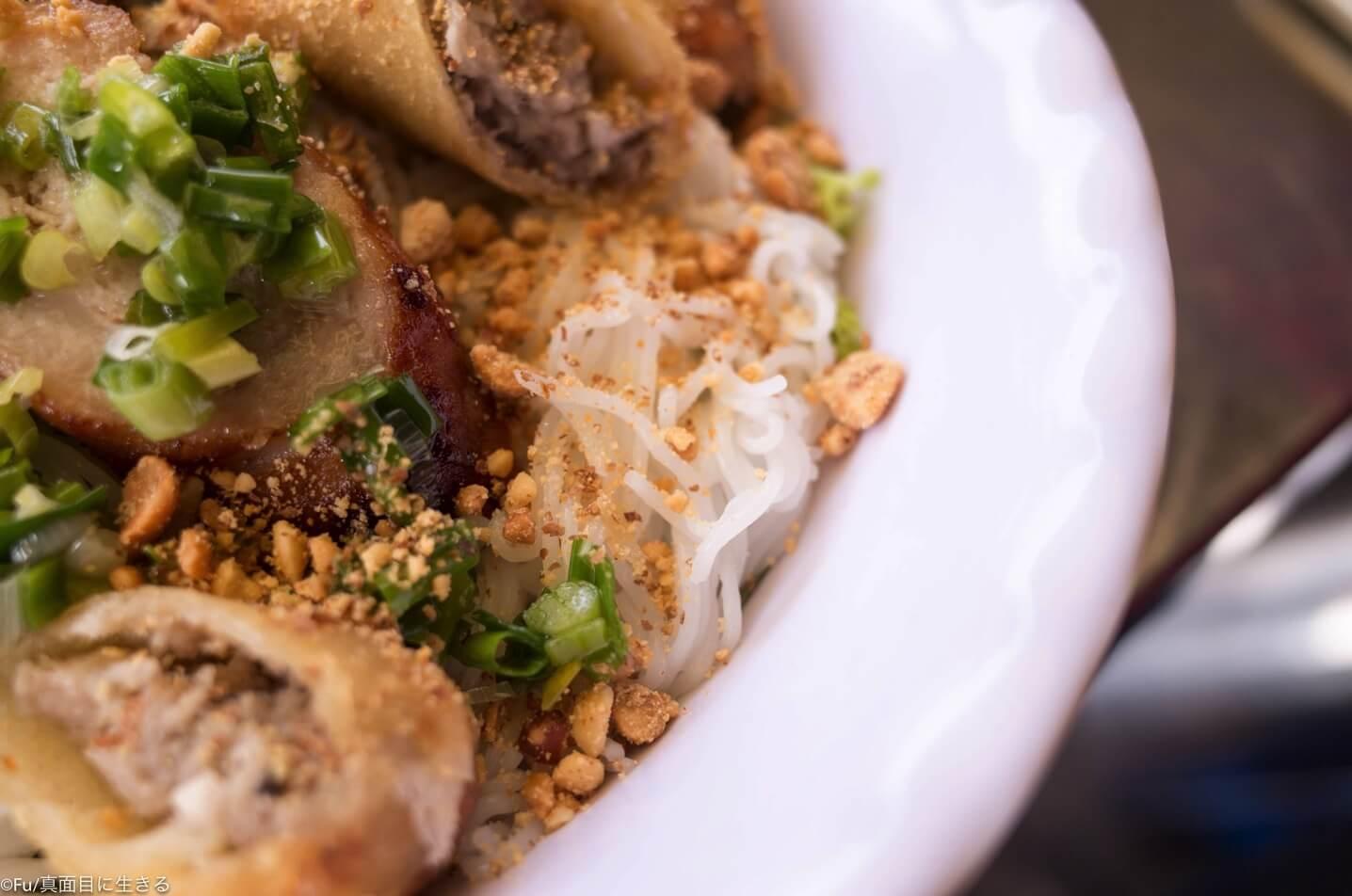ブン 米粉の麺