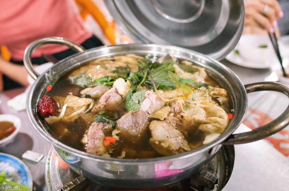 ヤギの脳ミソを食べてきました。人生初のヤギ料理を堪能した1日【ベトナム旅行日記】【Fu/真面目な日常】