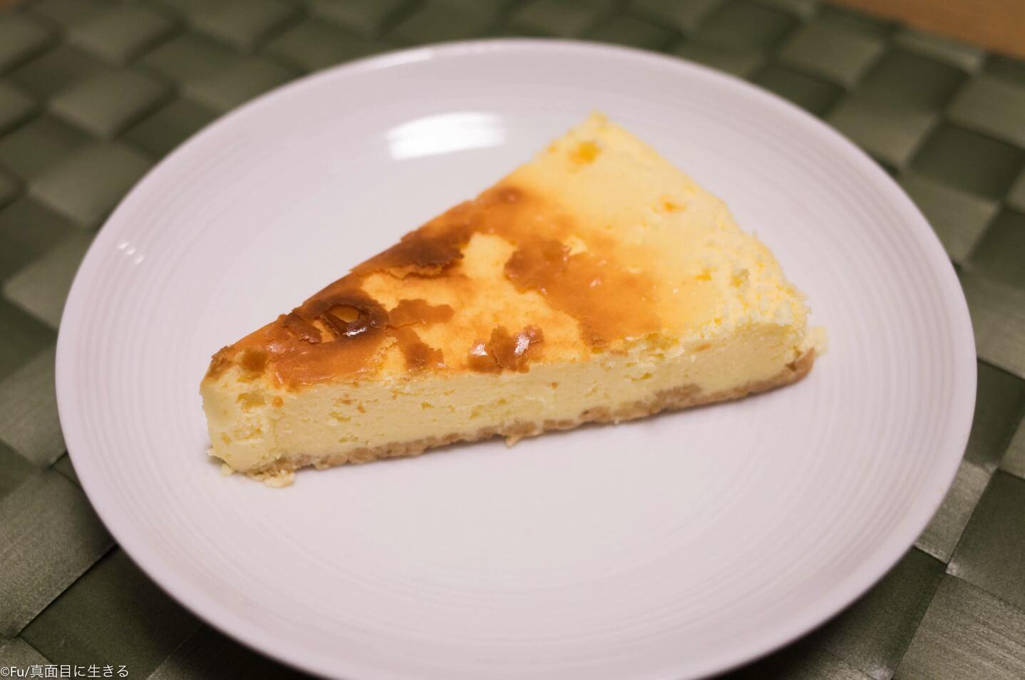 セブンイレブン3種チーズの濃厚フロマージュ 中身
