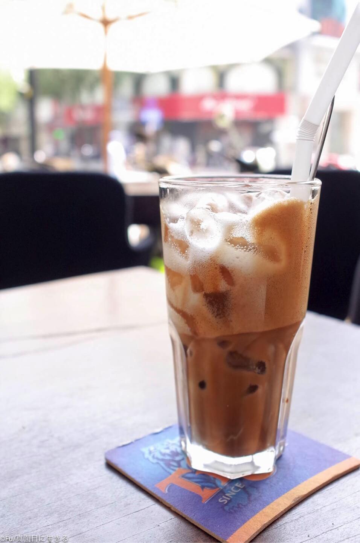 ベトナムコーヒー アイス