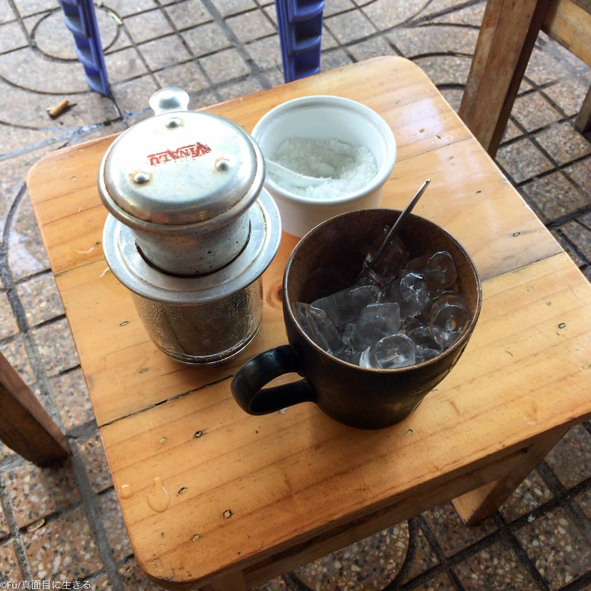 ベトナムコーヒー ホット