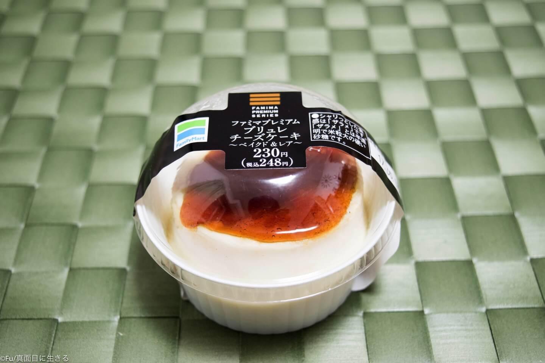 ファミリーマート チーズケーキ