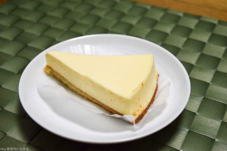 クラシックニューヨークチーズケーキの中身