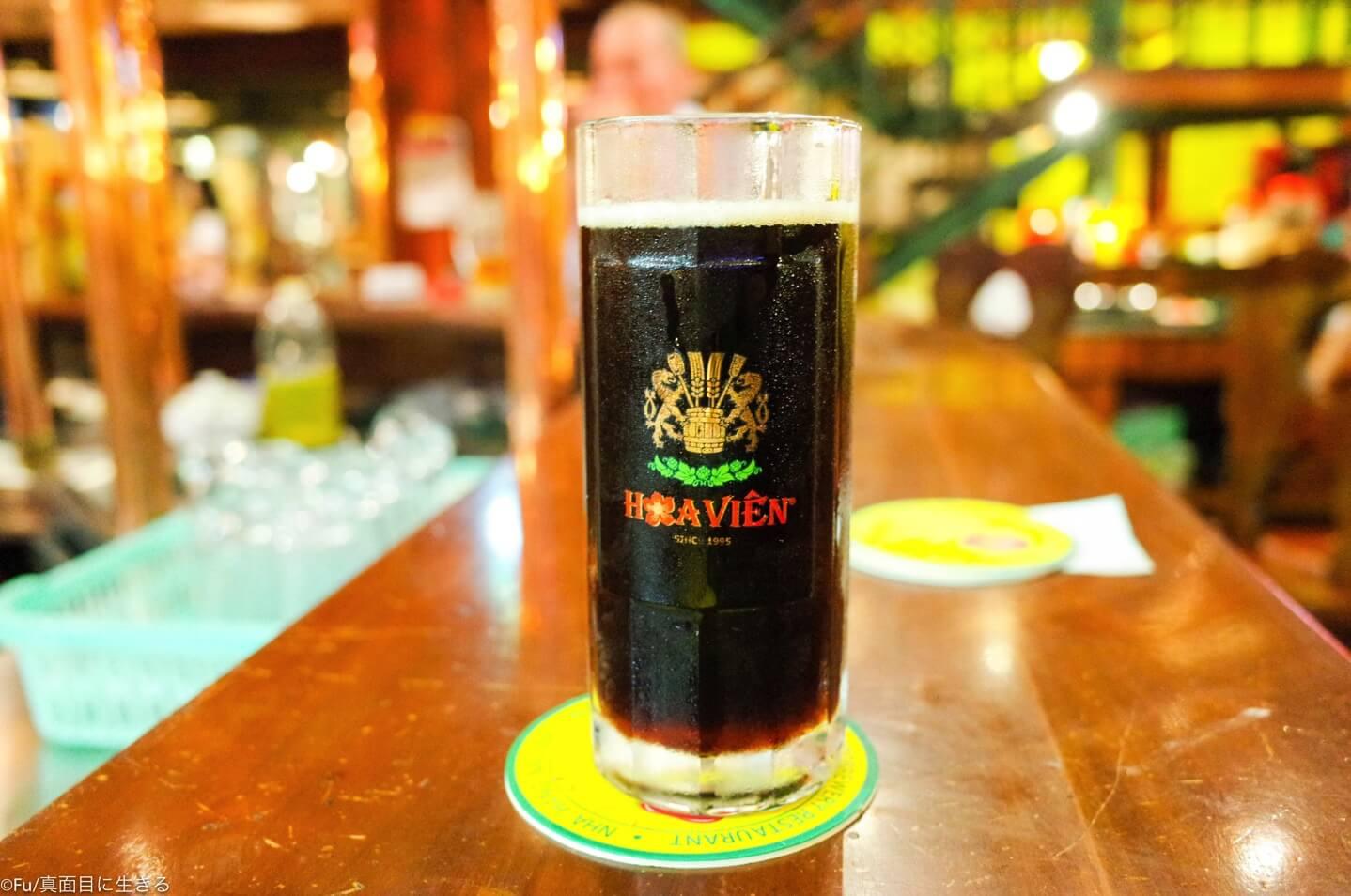 ホーチミン「ホアヴィエン」ベトナムで自家製のチェコビールが飲めるビアレストラン