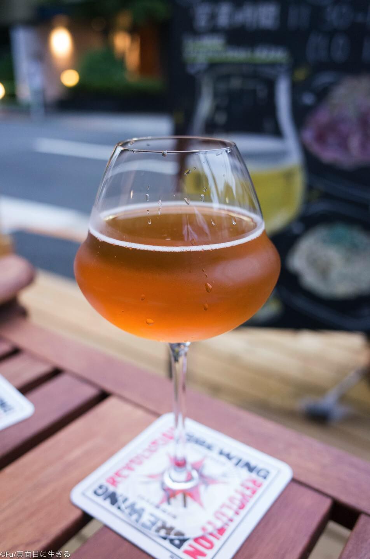 アルコール度数約10%のビール