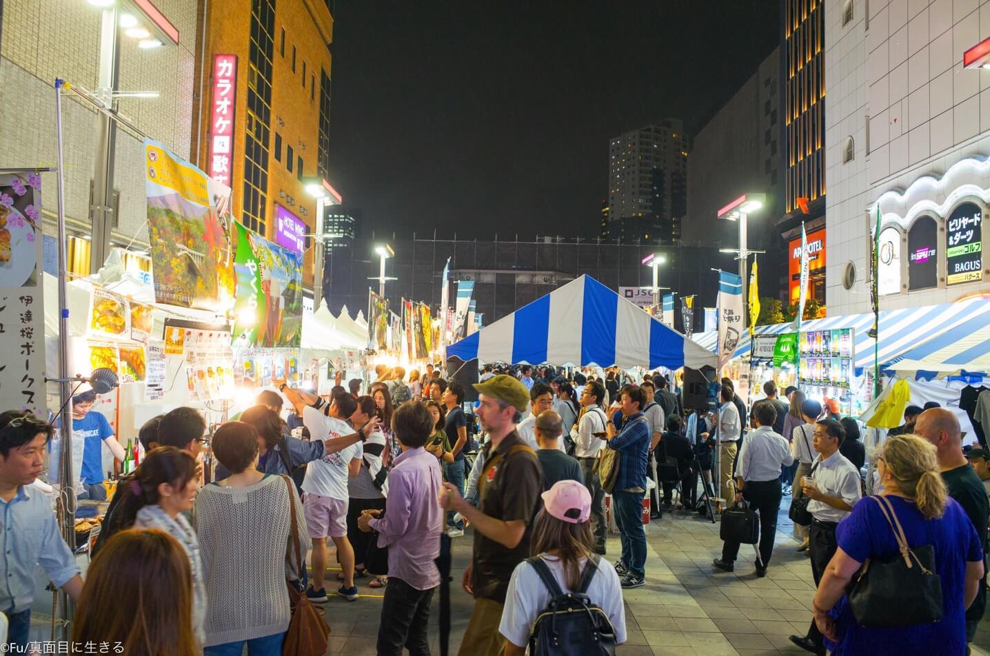 2017年大江戸ビール祭