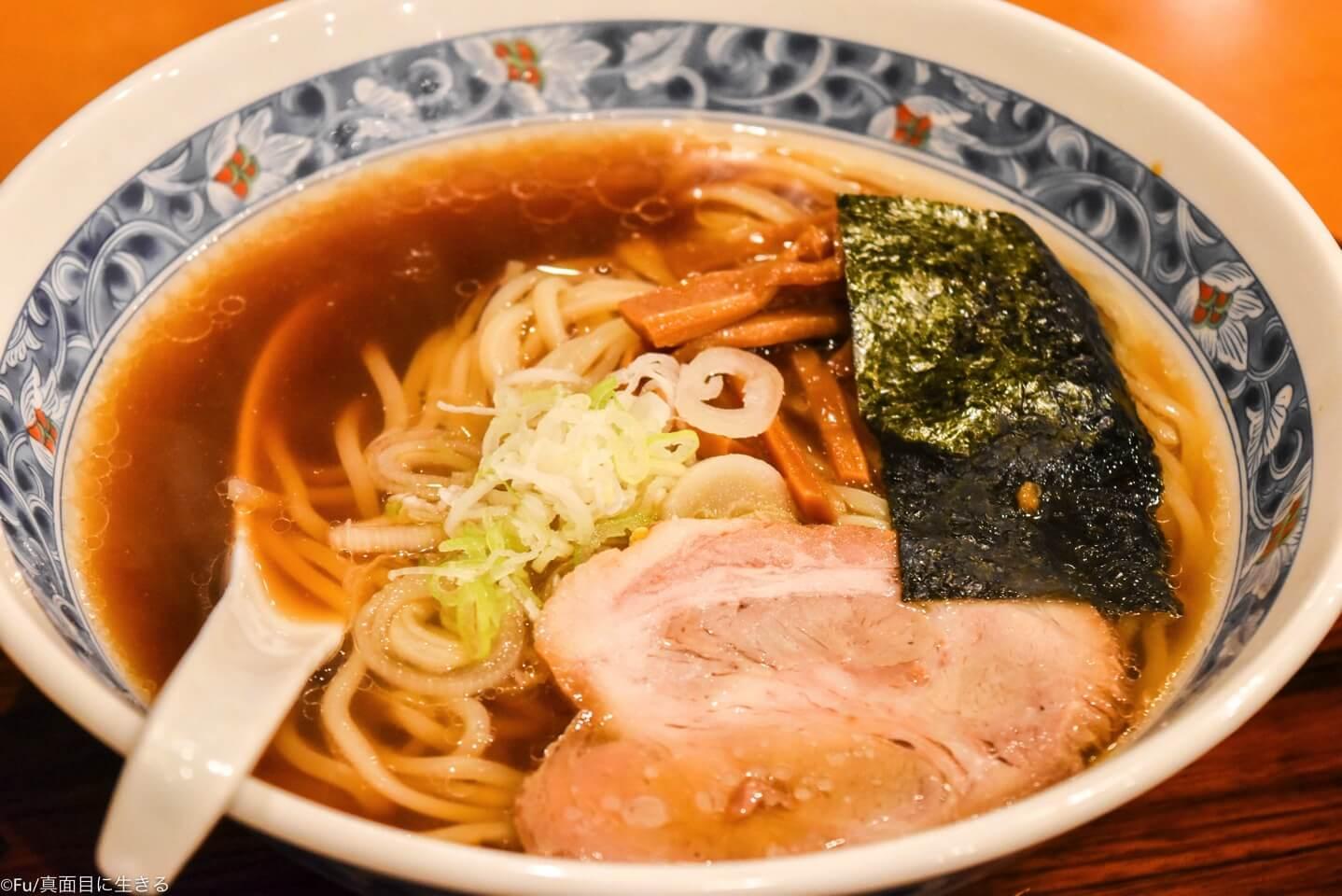 【食レポ】「好日」東中野駅近のラーメン屋 店内禁煙、やさしい味で女性や家族連れにオススメ